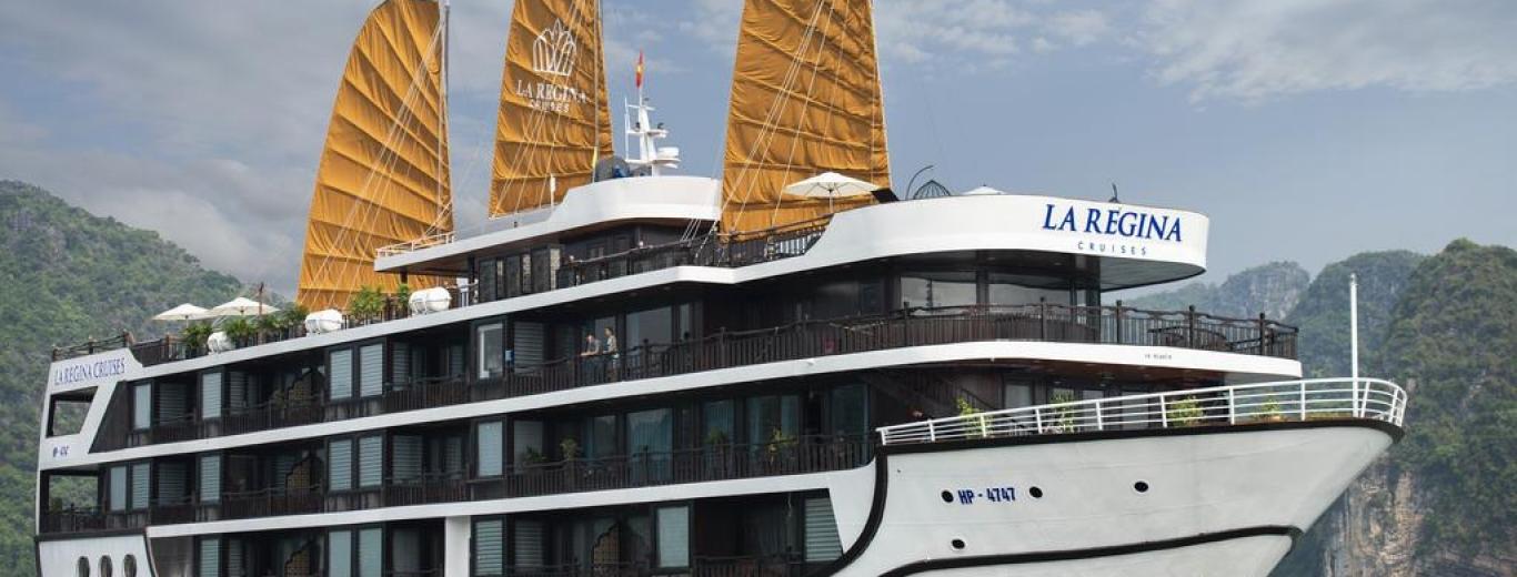 Laregina cruises